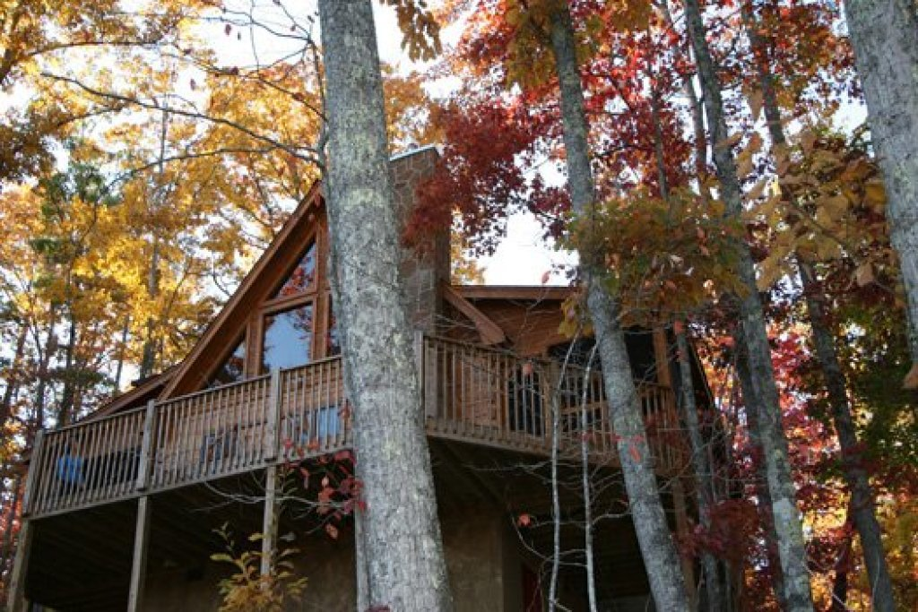 Photo of a Pigeon Forge Cabin named Alpine Romance - This is the thirty-seventh photo in the set.