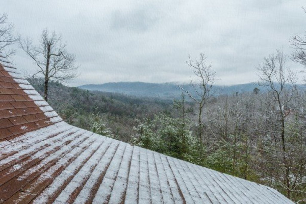 Photo of a Pigeon Forge Cabin named Alpine Romance - This is the thirty-third photo in the set.