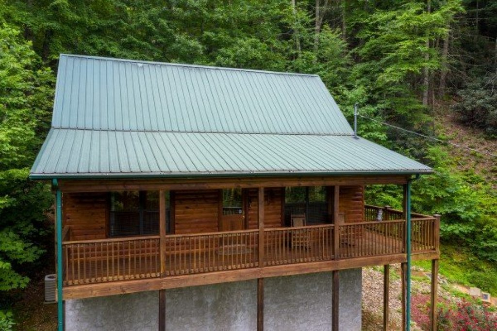 Photo of a Gatlinburg Cabin named Time To Pause - This is the twentieth photo in the set.