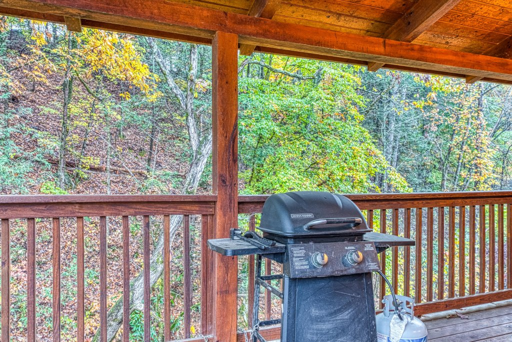 Photo of a Pigeon Forge Cabin named Blackberry Cobbler - This is the twenty-first photo in the set.
