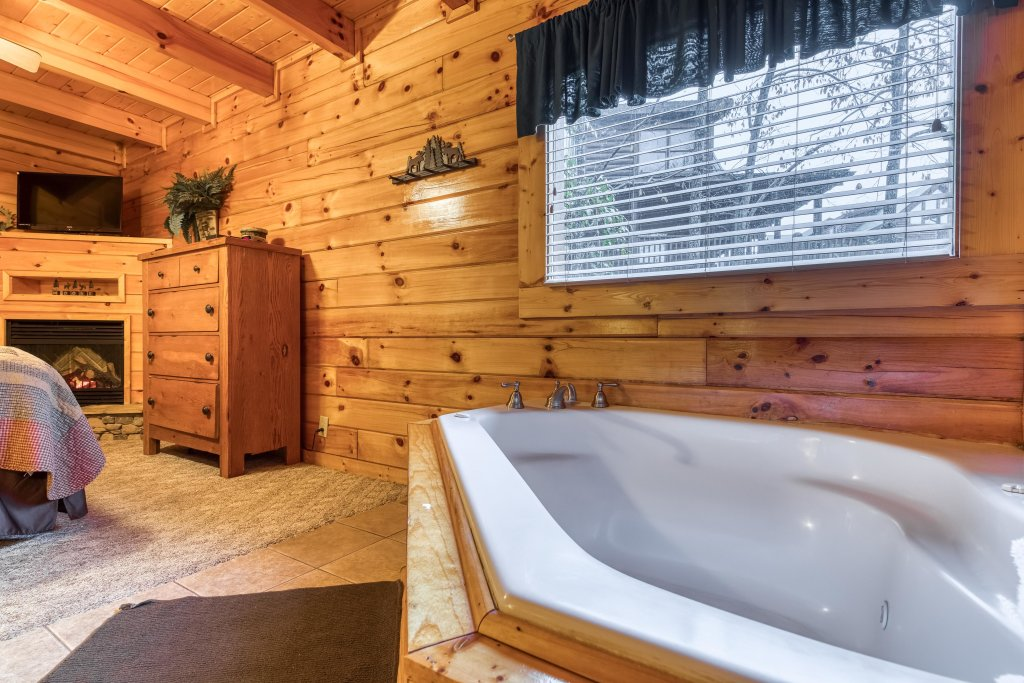 Photo of a Pigeon Forge Cabin named Blackberry Cobbler - This is the sixteenth photo in the set.