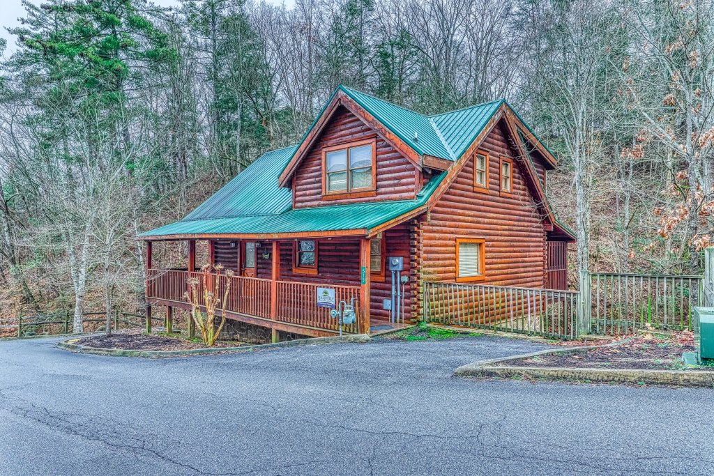 Photo of a Pigeon Forge Cabin named Blackberry Cobbler - This is the twenty-second photo in the set.