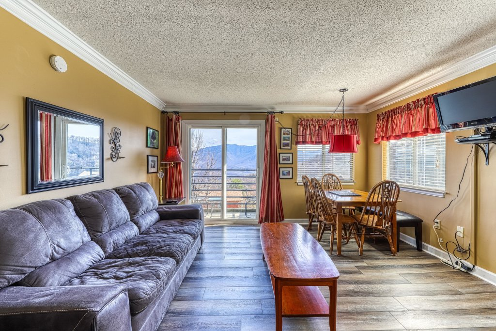 Photo of a Gatlinburg Cabin named Summit View Condo - This is the second photo in the set.