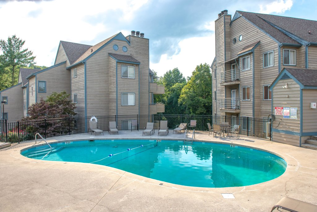 Photo of a Gatlinburg Cabin named Summit View Condo - This is the first photo in the set.