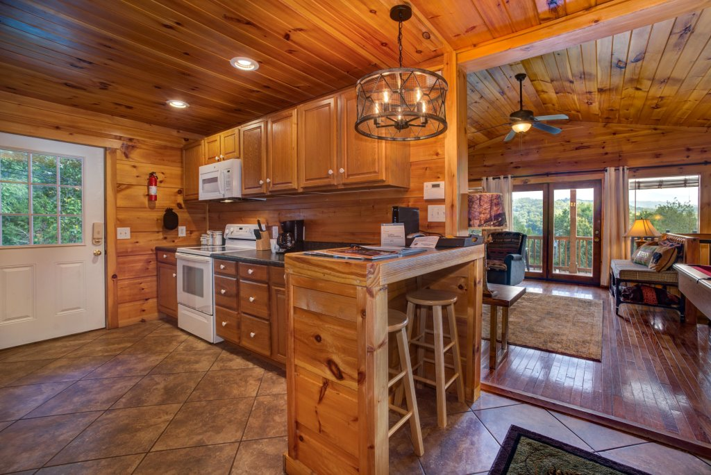 Photo of a Pigeon Forge Cabin named Bow Vista Cabin - This is the fifteenth photo in the set.