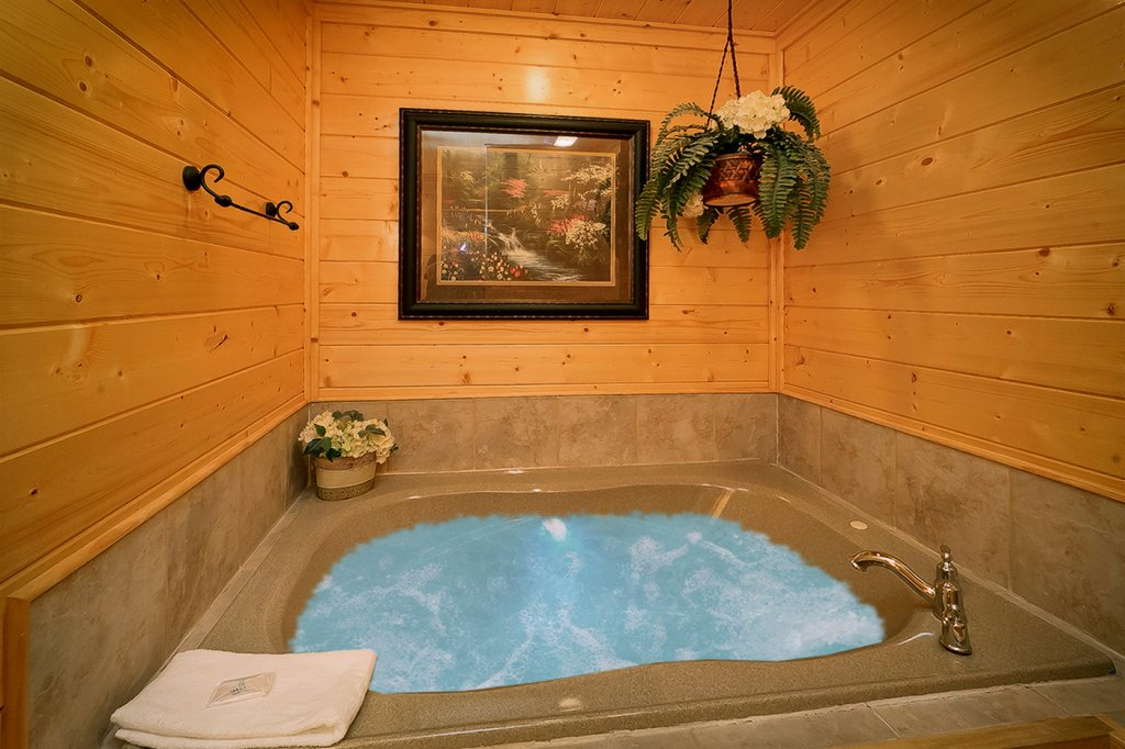 Photo of a Pigeon Forge Cabin named A Glimpse Of Heaven - This is the thirteenth photo in the set.