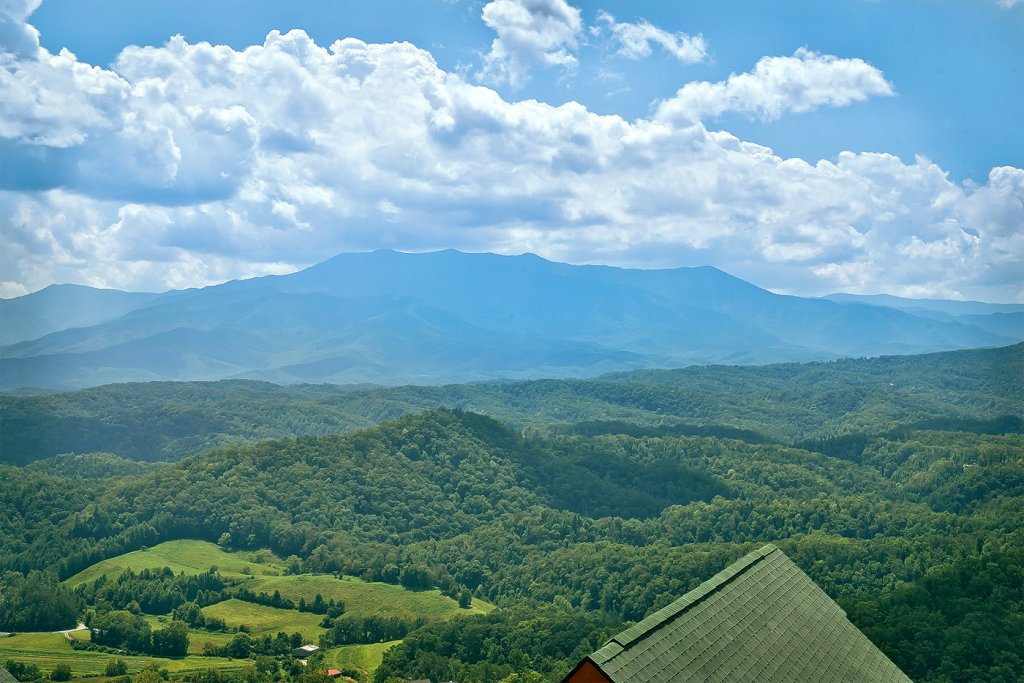 Photo of a Pigeon Forge Cabin named A Glimpse Of Heaven - This is the twenty-fourth photo in the set.