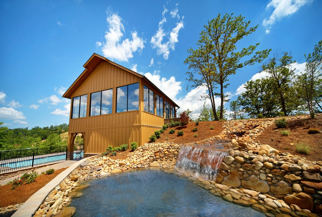 Photo of a Pigeon Forge Cabin named A Glimpse Of Heaven - This is the twenty-ninth photo in the set.