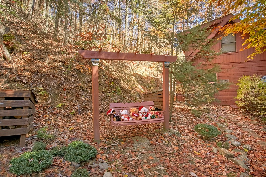 Photo of a Gatlinburg Cabin named Bear Creek - This is the fifth photo in the set.