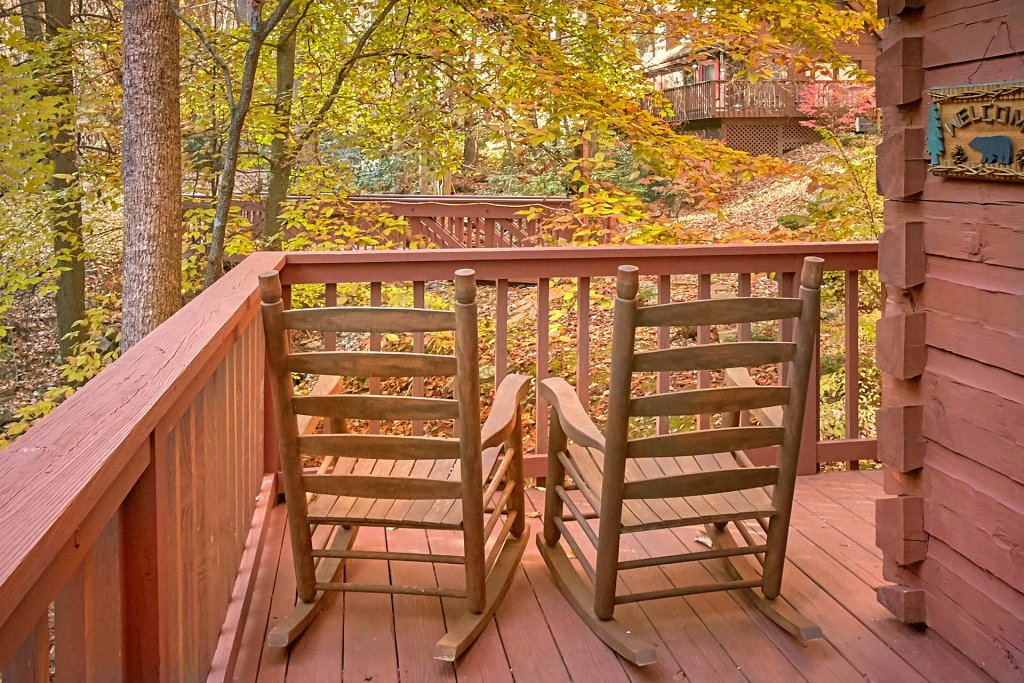 Photo of a Gatlinburg Cabin named Bear Creek - This is the seventh photo in the set.