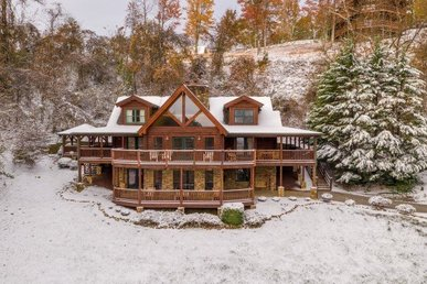 A 5 Bedroom, 5.5 Bath Luxury Plus Property With A Large Game Room & Views.