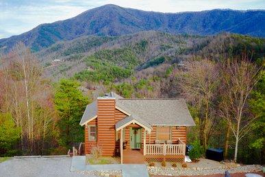 Cove Mountain Retreat Cabin