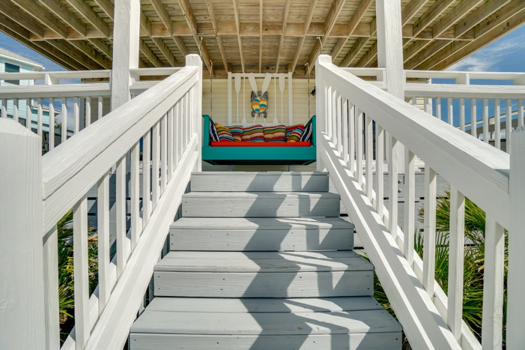 Photo of a Cape San Blas House named Sandy Butts  - This is the thirty-sixth photo in the set.