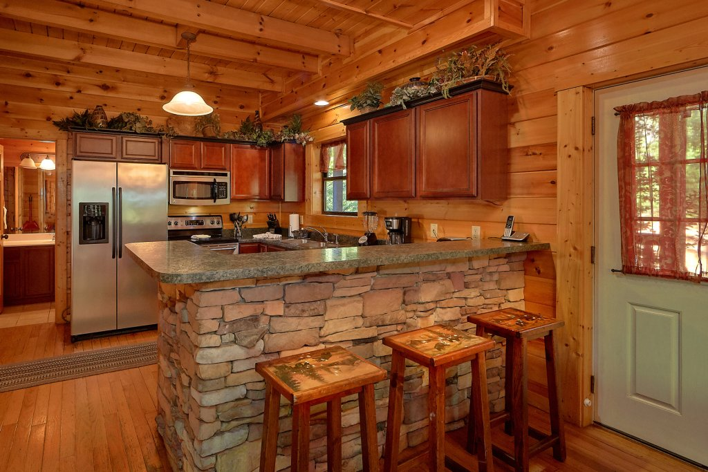 Photo of a Gatlinburg Cabin named Buckwild - This is the fourteenth photo in the set.