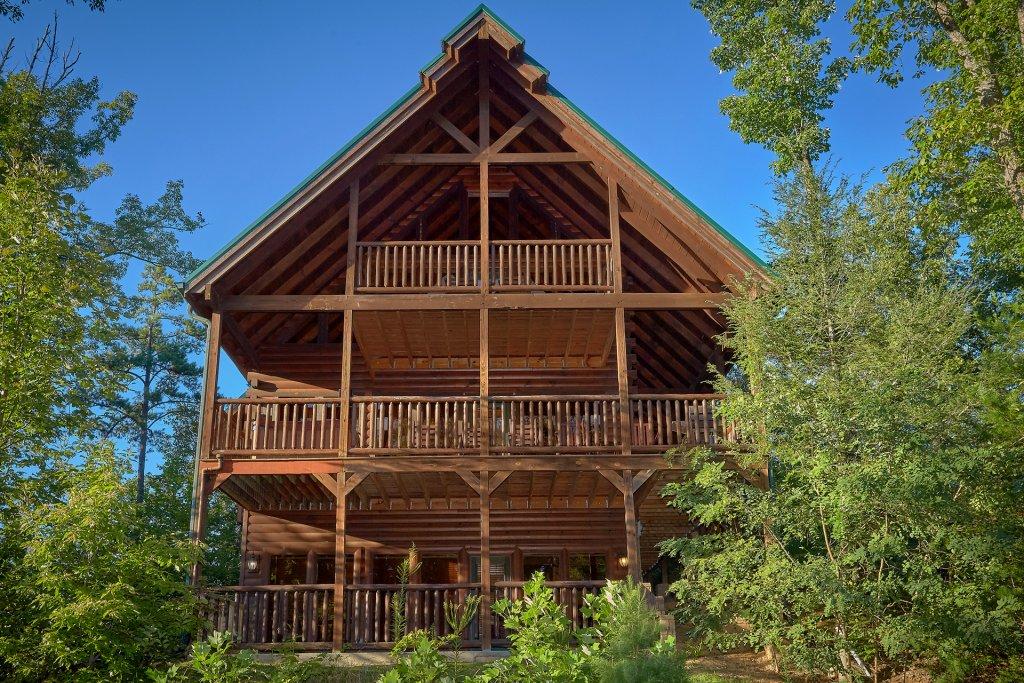 Photo of a Gatlinburg Cabin named Buckwild - This is the twenty-sixth photo in the set.
