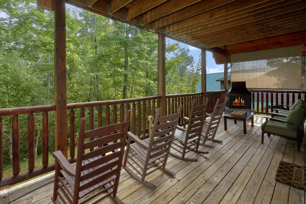 Photo of a Gatlinburg Cabin named Diamond Mine - This is the sixth photo in the set.