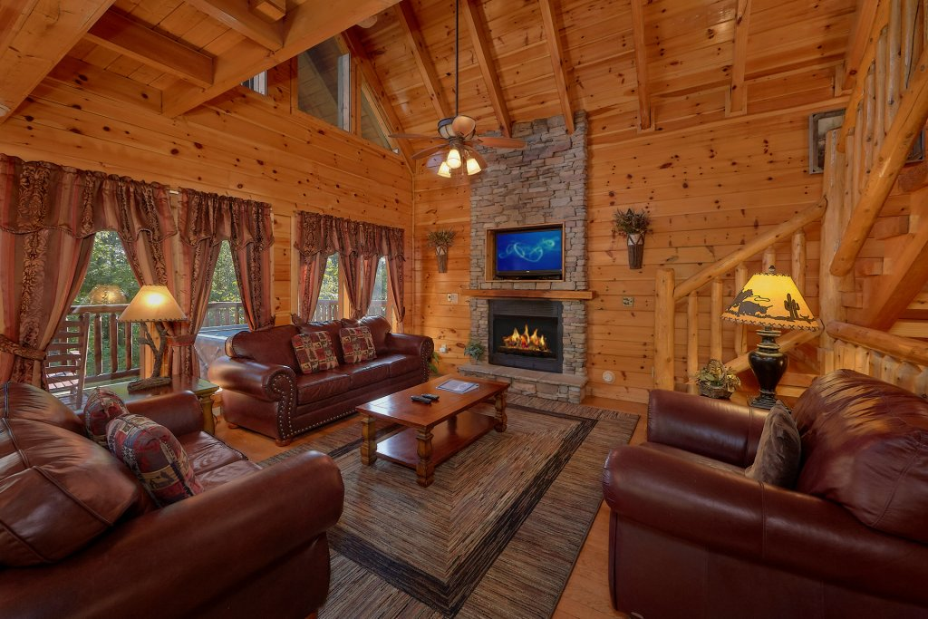 Photo of a Gatlinburg Cabin named Buckwild - This is the nineteenth photo in the set.
