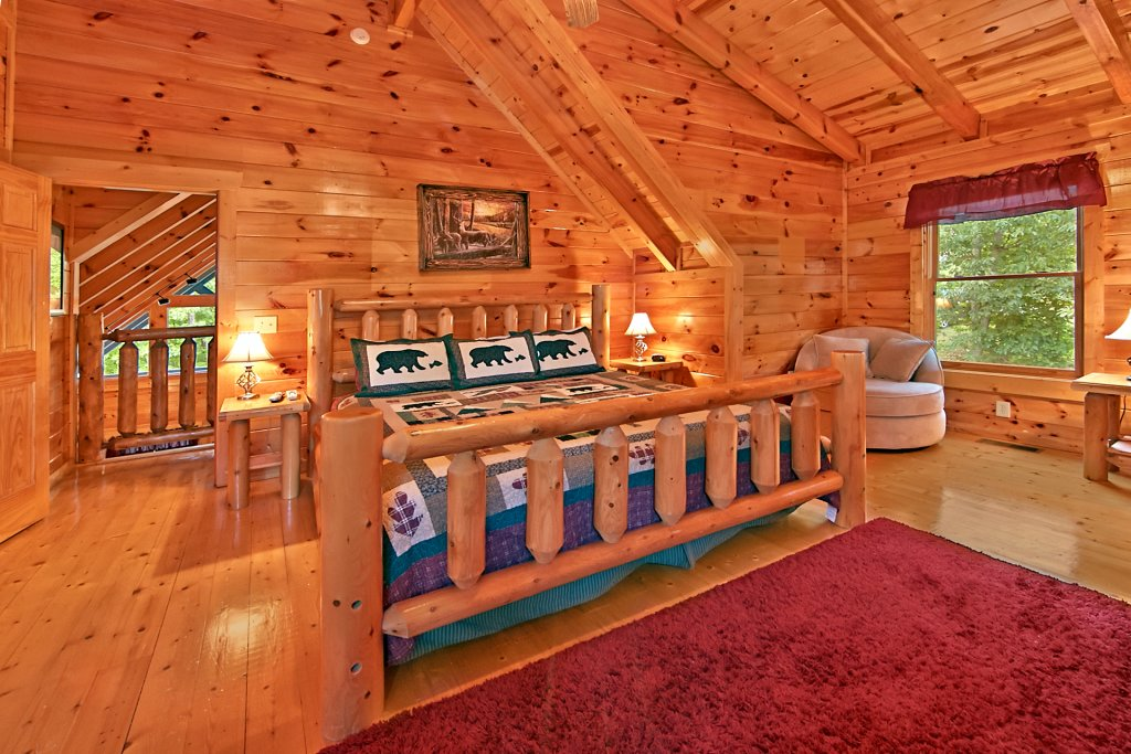 Photo of a Pigeon Forge Cabin named Breathtaking Views - This is the eleventh photo in the set.
