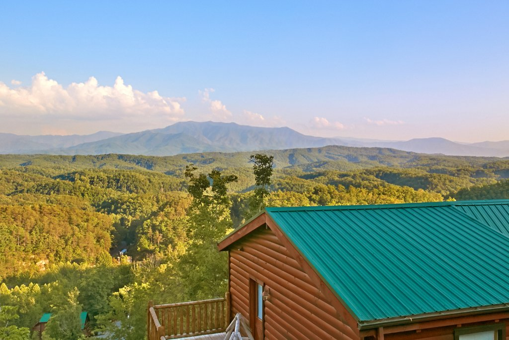 Photo of a Pigeon Forge Cabin named Breathtaking Views - This is the fourteenth photo in the set.