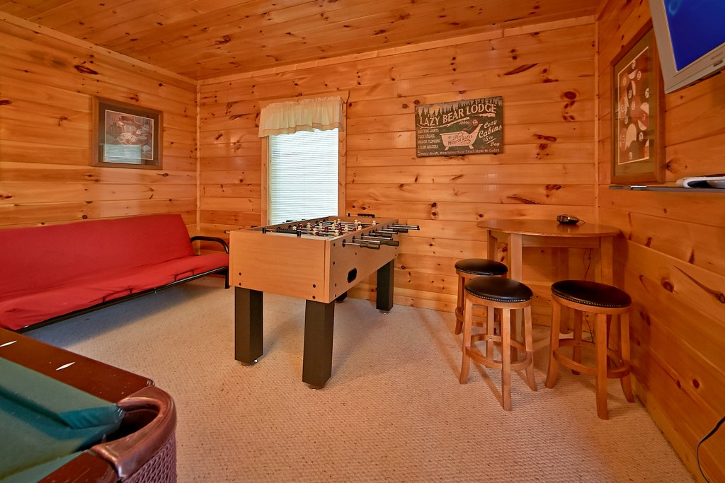 Photo of a Pigeon Forge Cabin named Breathtaking Views - This is the fifth photo in the set.