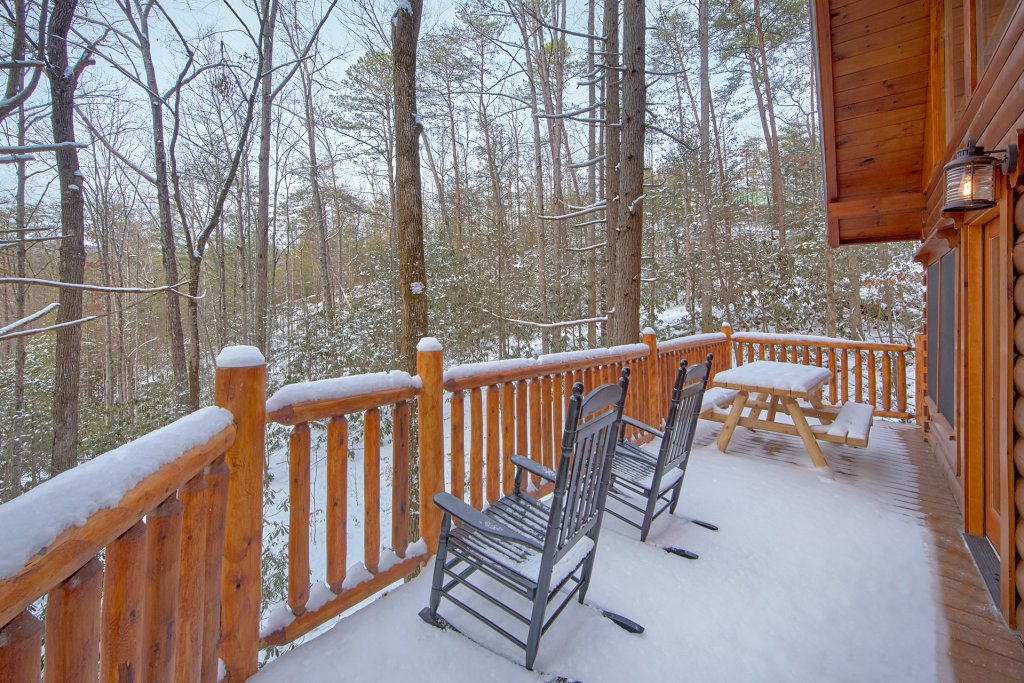 Photo of a Sevierville Cabin named Foolin Around - This is the fifth photo in the set.