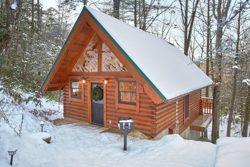 Photo of a Sevierville Cabin named Foolin Around - This is the twenty-first photo in the set.