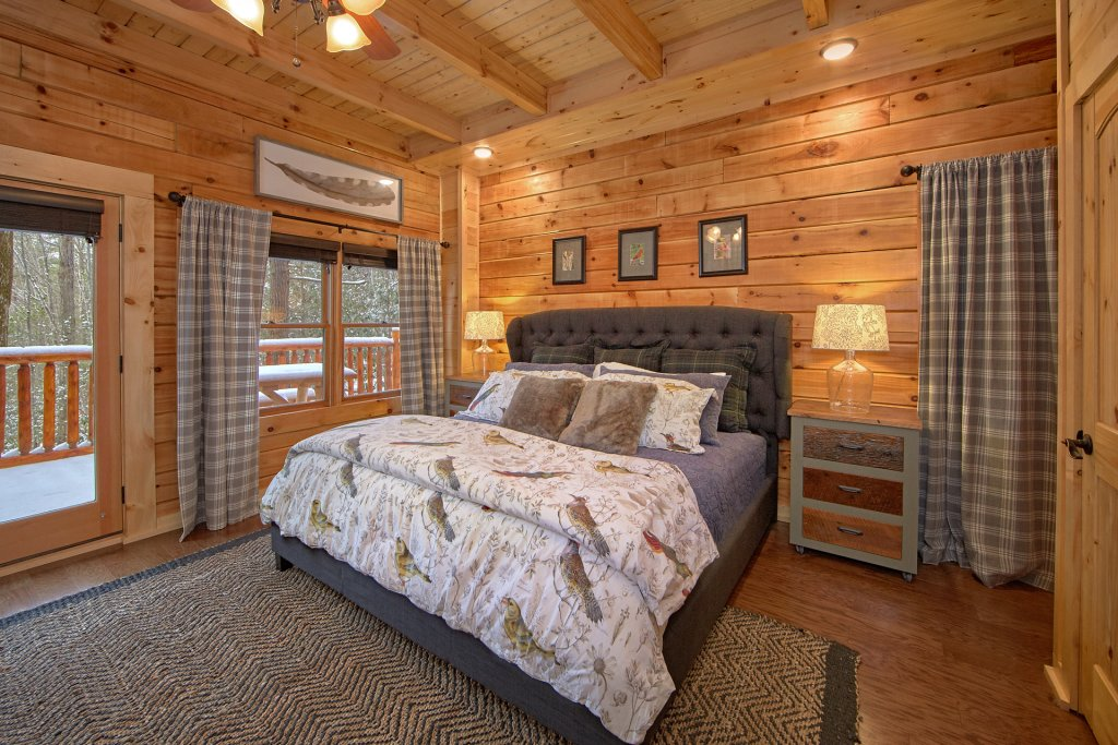 Photo of a Sevierville Cabin named Foolin Around - This is the fifteenth photo in the set.