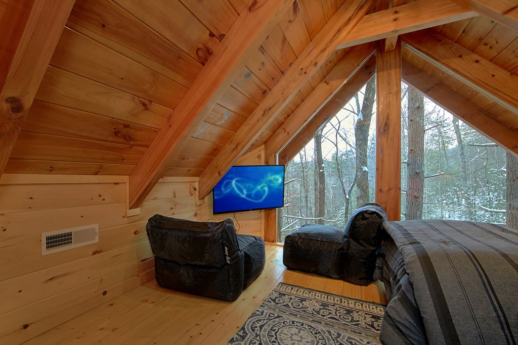 Photo of a Sevierville Cabin named Foolin Around - This is the nineteenth photo in the set.