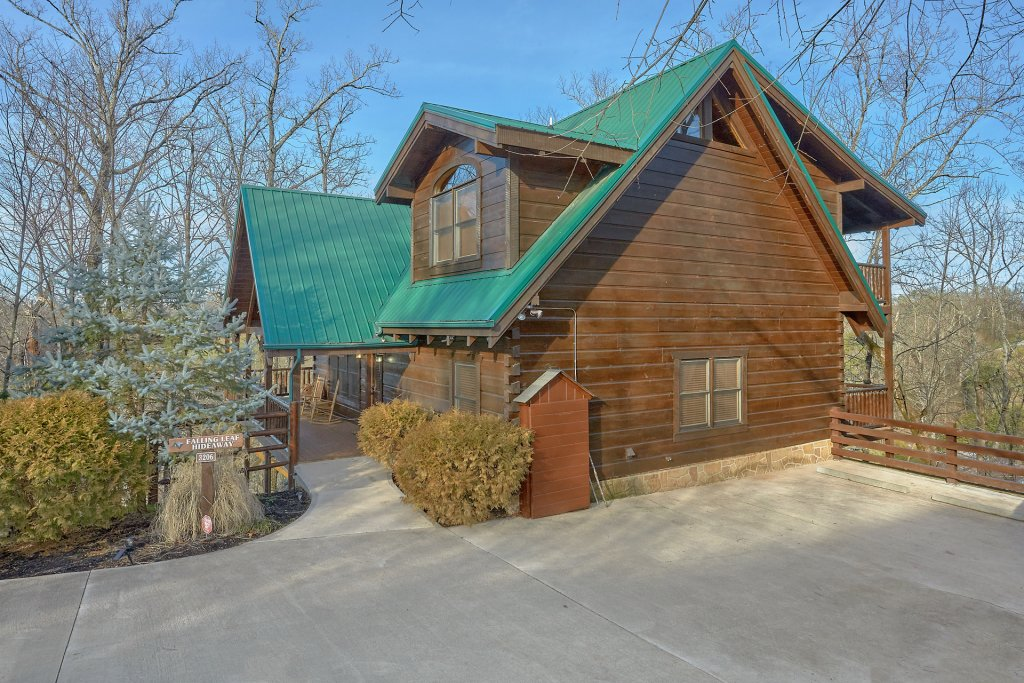 Photo of a Pigeon Forge Cabin named Falling Leaf - This is the thirty-sixth photo in the set.
