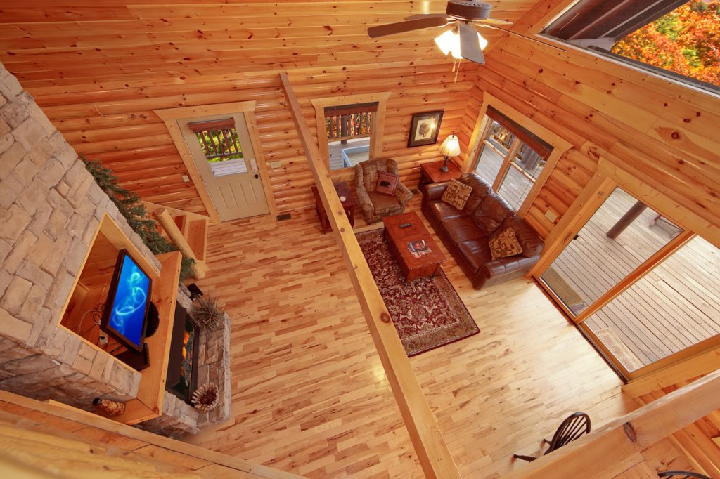 Photo of a Gatlinburg Cabin named Blackjack - This is the sixth photo in the set.