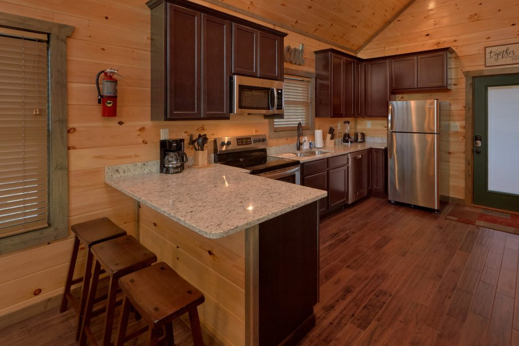 Photo of a Gatlinburg Cabin named Blackberry Springs - This is the fifteenth photo in the set.