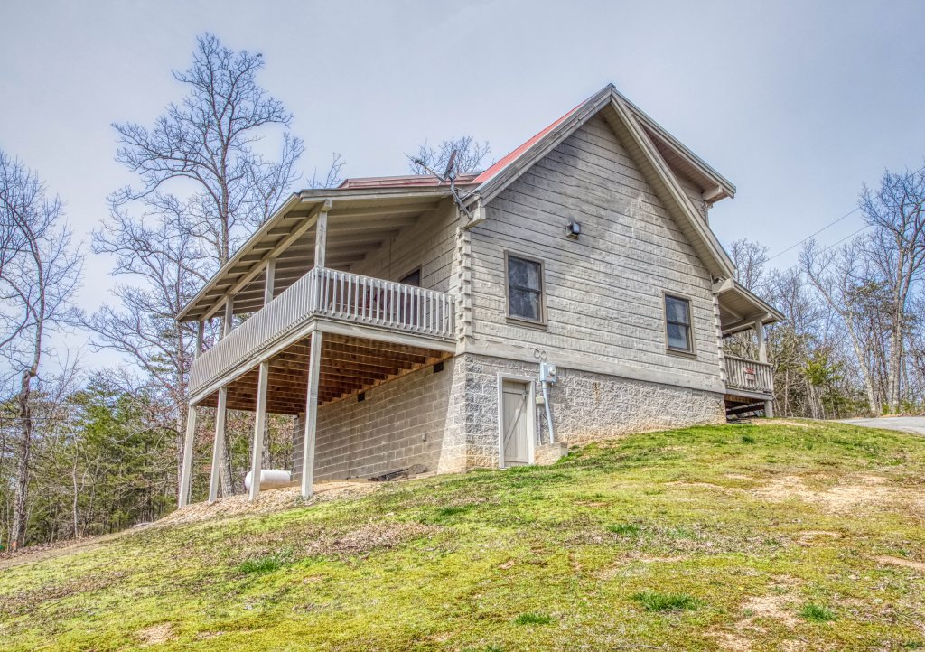 Photo of a Sevierville Cabin named Evening Shade #129 - This is the sixth photo in the set.