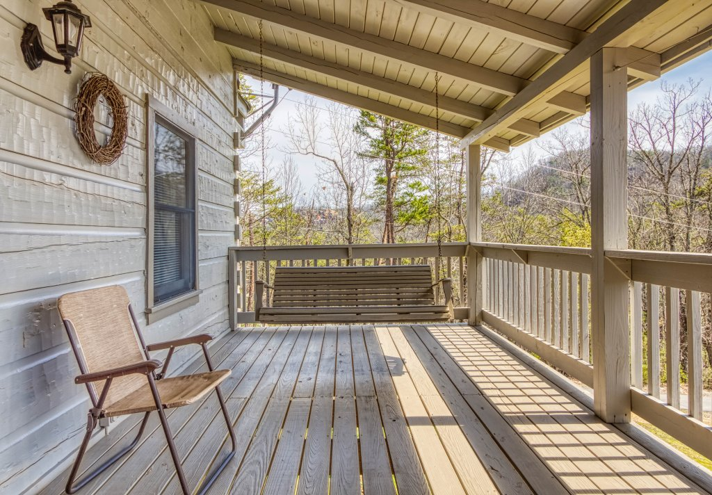 Photo of a Sevierville Cabin named Evening Shade #129 - This is the twenty-first photo in the set.