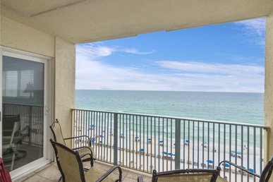Regency Towers 819, 2 Bedrooms, Sleeps 6, Beachfront, Wi-fi, Pool