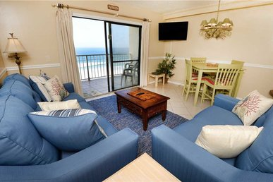 Summit 828, 1 Bedroom, Beachfront, Pool, Sleeps 7