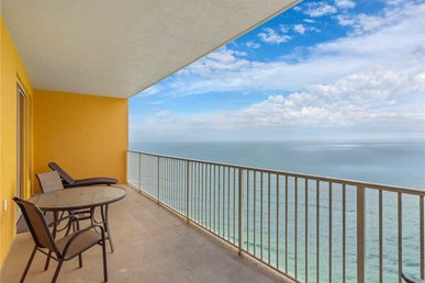 Treasure Island 2108, 2 Bedrooms, Beachfront, Wifi, Sleeps 8