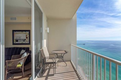 Tidewater 2214, 2 Bedrooms, Beachfront, Wi-fi, Pool, Sleeps 8