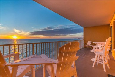 Treasure Island 804, 2 Bedroom, Beachfront, Wifi, Sleeps 8