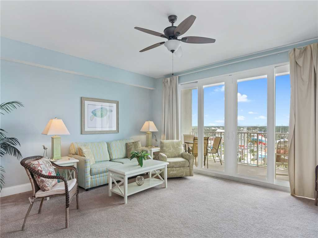 Photo of a Panama City Beach Condo named Laketown Wharf 1235 - This is the first photo in the set.