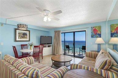 Summit 1231, 1 Bedroom, Beachfront, Wi-fi, Sleeps 6