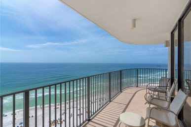 Edgewater Tower 3 1114, 3 Bedrooms, Beach Front, Pool, Gym, Sleeps 8