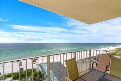 Regency Towers 505, 1 Bedroom, Beachfront, Wi-fi, Pool, Sleeps 4