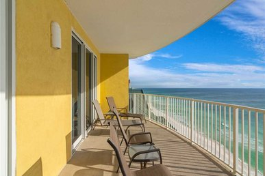 Twin Palms 1805, 2 Bedrooms, Beachfront, Pool Access, Spa, Sleeps 6