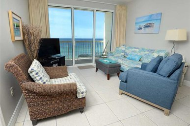 Celadon Beach Resort 905, 1 Bedroom, Beach Chairs, Hot Tub, Wifi, Sleeps 6