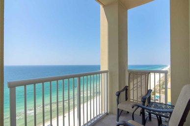 Grand Panama 1701 - Tower I, 3 Bedrooms, Beachfront, Wi-fi, Pool, Sleeps 8