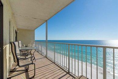 Summit 1511, 3 Bedrooms, Beachfront, Pool, Wi-fi, Sleeps 12
