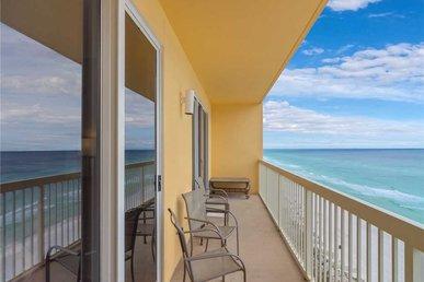 Calypso 1006 East - Tower I, 3 Bedrooms, Beachfront, Wi-fi, Sleeps 8