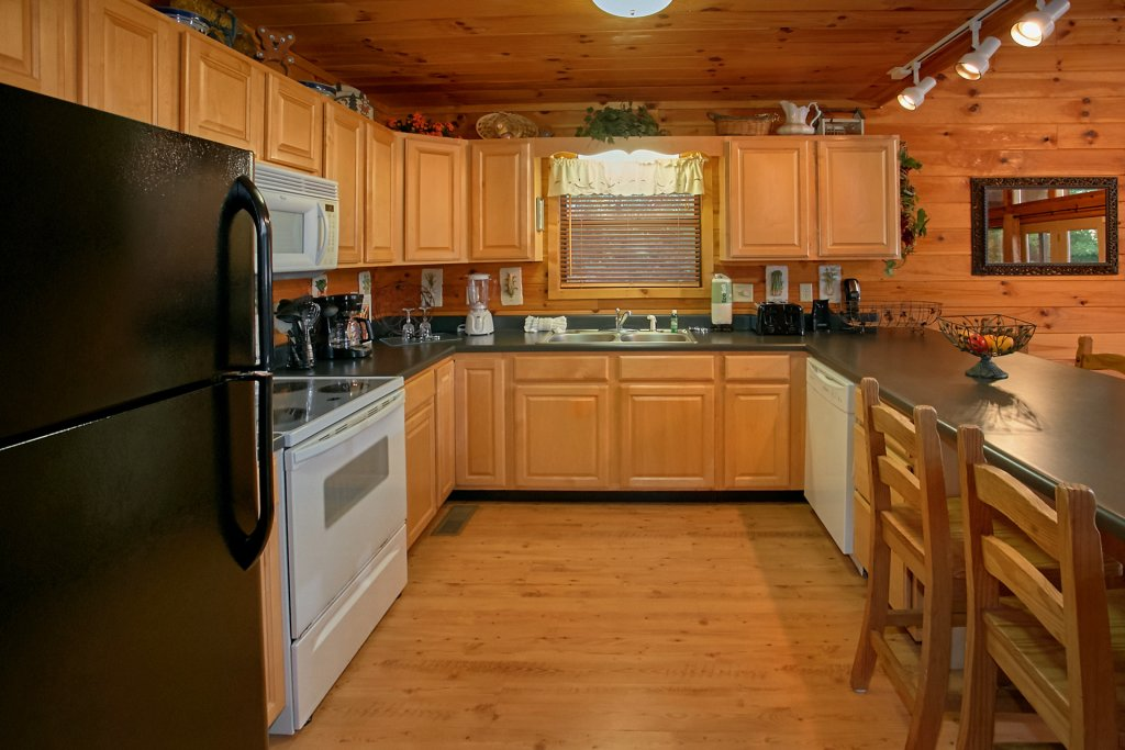 Photo of a Gatlinburg Cabin named Hawks Vue - This is the fourteenth photo in the set.