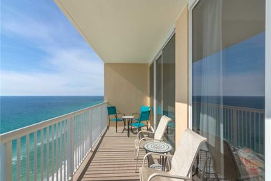 Majestic 2202 West - Tower 1, 4 Bedroom, Beachfront, Pool, Wi-fi, Sleeps 10