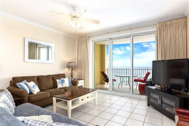 Twin Palms 1504, 2 Bedrooms, Beach Front, Pool Access, Spa, Sleeps 6